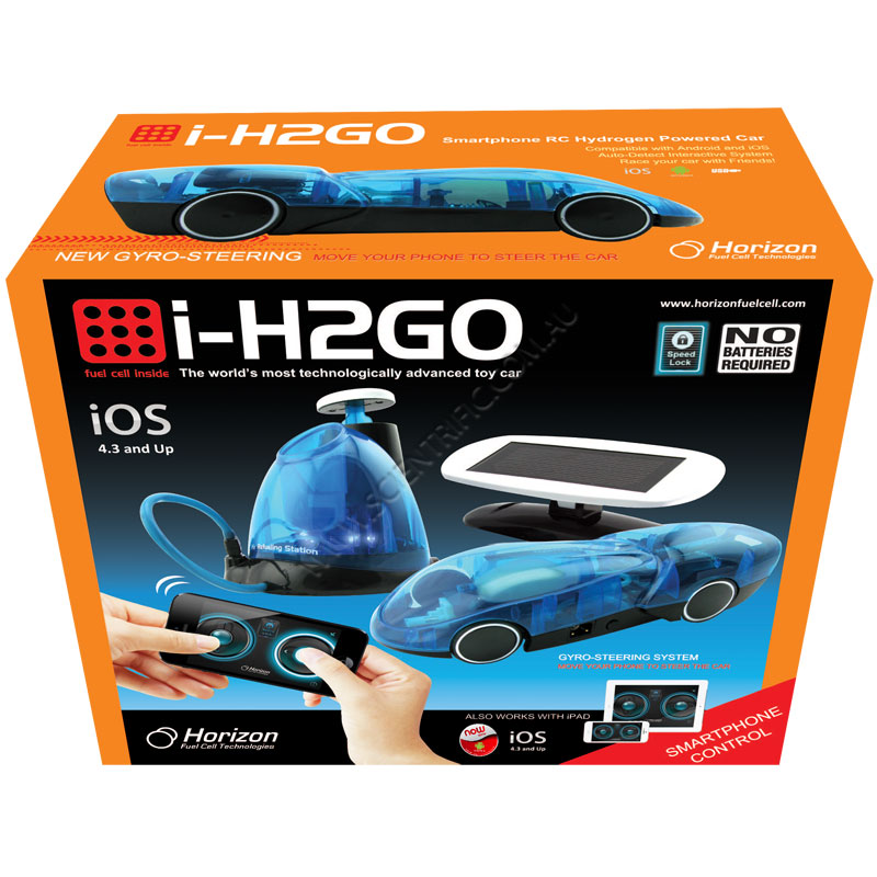 i-H2GO Fuel Cell Car