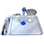<br>Accessories pictured are not included with the Dissection and Chemical Tray.
