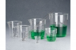 <br>Indicative range of Nalgene Beakers.