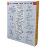 Educational Solar Energy Kit box rear.